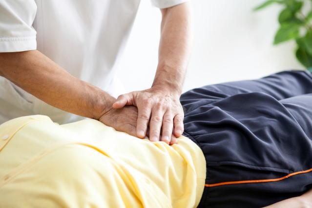 内臓の調整:内臓機能の活性化
