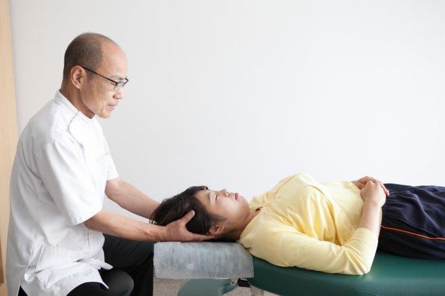 頭蓋骨の調整:脳脊髄液の活性化